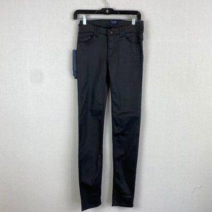 ARMANI JEANS Black Skinny Jeans NWT